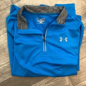 Under Armour men's light weight pull over